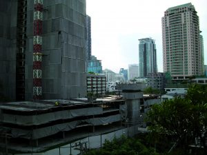 Bangkok Hochhaeuser