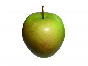 Bild Apfel freigestellt