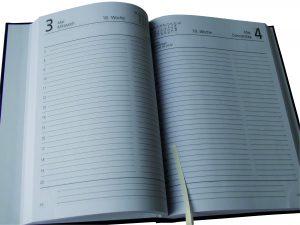 Bild Kalenderbuch