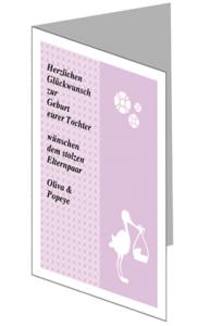 glueckwunschkarte_5-lang Geburt