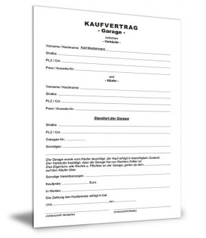 Kaufvertrag Motorrad Mustervertrag Und Tipps Markt De