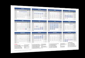 Schulferienkalender Berlin 2019