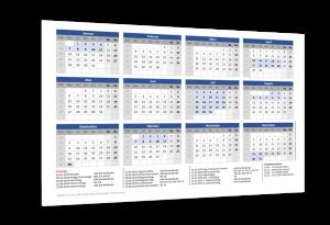 Schulferienkalender Hessen 2019
