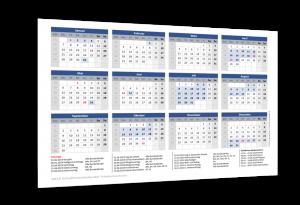 Schulferienkalender Niedersachsen 2019